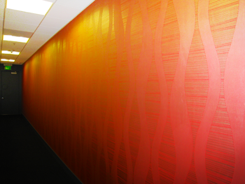 Wall Covering Designs provides noise-reduction solutions that look beautiful for a wide variety of commercial facilities.